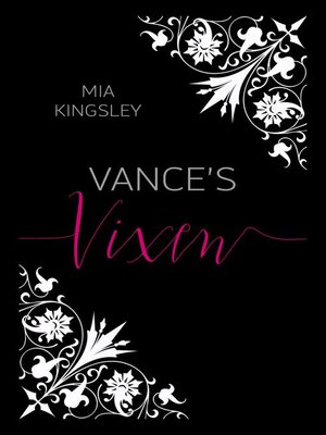 cover image of Vance's Vixen