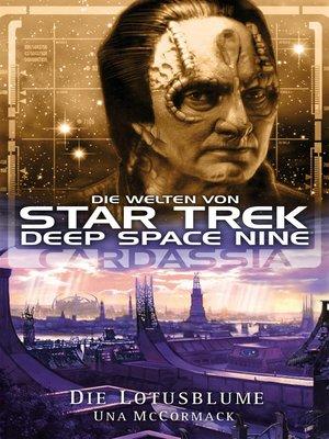 cover image of Star Trek--Die Welten von Deep Space Nine 01