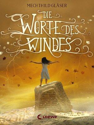 cover image of Die Worte des Windes