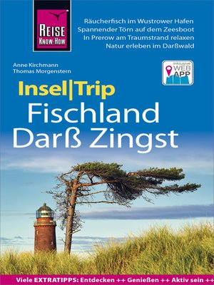 cover image of Reise Know-How InselTrip Fischland, Darß, Zingst