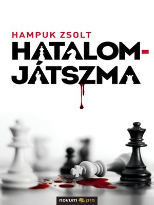 cover image of Hatalomjátszma