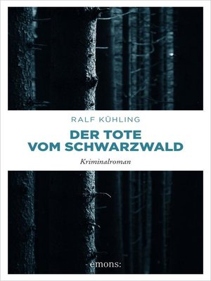 cover image of Der Tote vom Schwarzwald