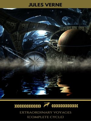 cover image of Jules Verne