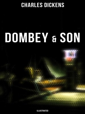 cover image of DOMBEY & SON (Illustrated)