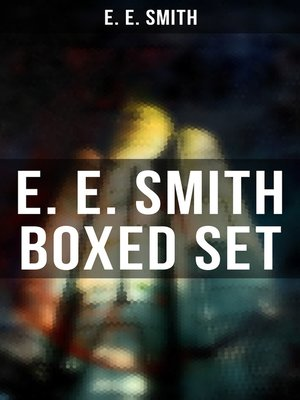 cover image of E. E. SMITH Boxed Set