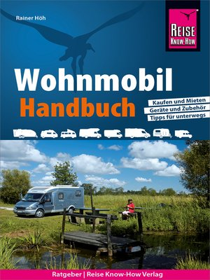 cover image of Reise Know-How Wohnmobil-Handbuch