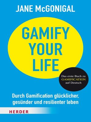 cover image of Gamify your Life