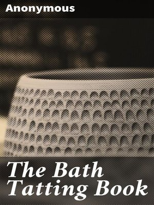 cover image of The Bath Tatting Book