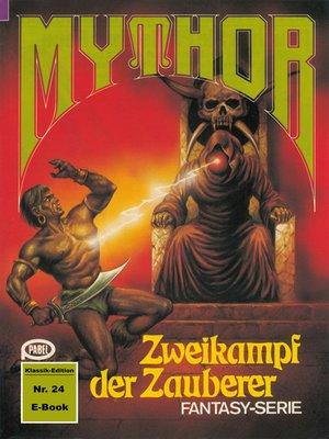 cover image of Mythor 24