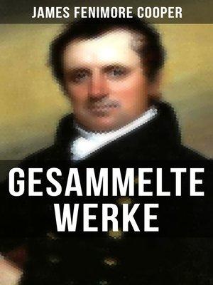 cover image of Gesammelte Werke von James Fenimore Cooper