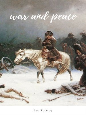 cover image of War and Peace (Complete Version, Best Navigation, Active TOC)