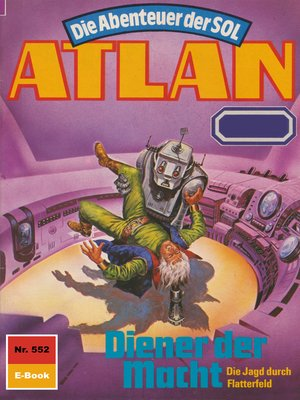 cover image of Atlan 552