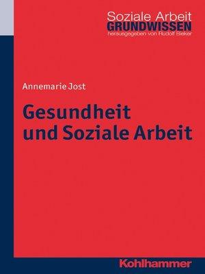 cover image of Gesundheit und Soziale Arbeit