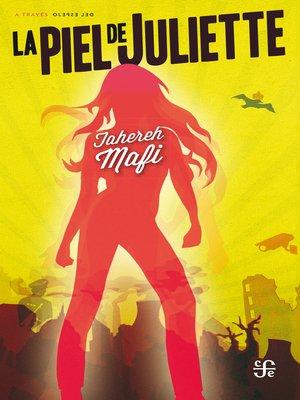 cover image of La piel de Juliette