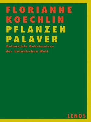 cover image of PflanzenPalaver