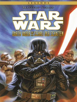 cover image of Star Wars, Masters 18--Darth Vader und der Schrei der Schatten