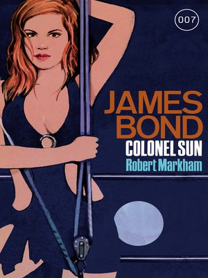 cover image of James Bond 15