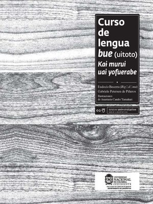 cover image of Curso de lengua bue (uitoto)