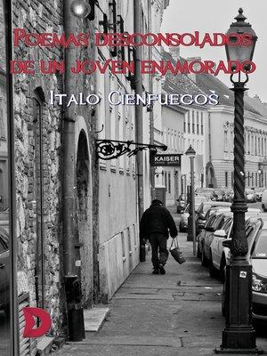 cover image of Poemas desconsolados de un joven enamorado