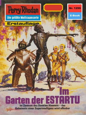 cover image of Perry Rhodan 1299