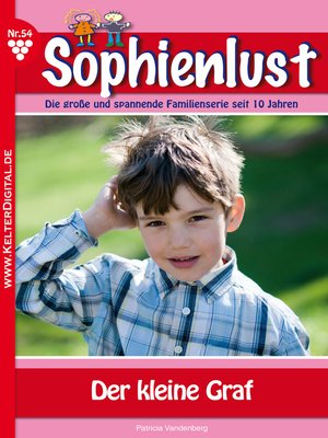 cover image of Sophienlust 54--Familienroman