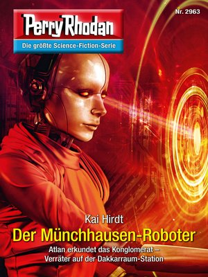 cover image of Perry Rhodan 2963