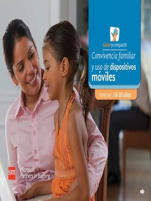 cover image of Convivencia familiar y uso de dispositivos móviles