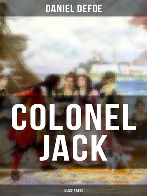 cover image of COLONEL JACK (Illustrated)