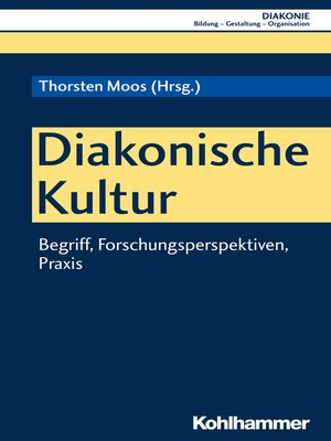cover image of Diakonische Kultur