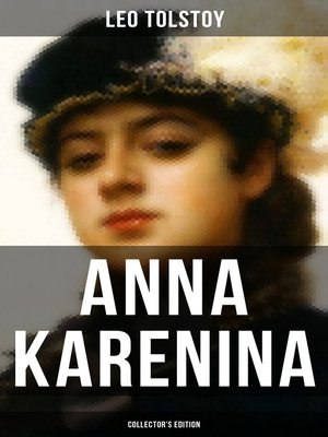 cover image of ANNA KARENINA (Collector's Edition)