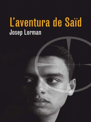 cover image of L'aventura de Saïd
