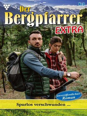 cover image of Der Bergpfarrer Extra 9 – Heimatroman