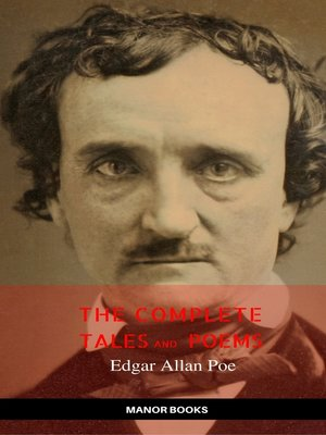cover image of Edgar Allan Poe