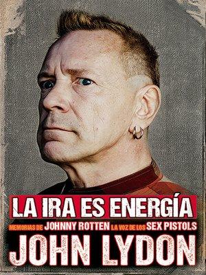 cover image of La ira es energía