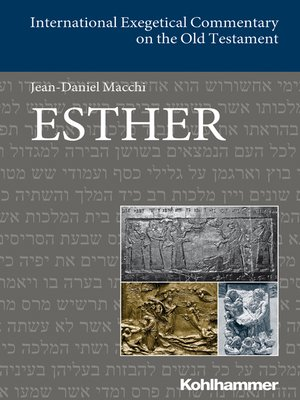 cover image of Esther