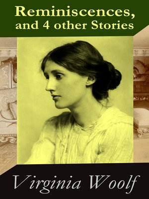 cover image of Reminiscences, and 4 other Stories