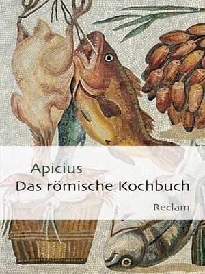 cover image of Das römische Kochbuch