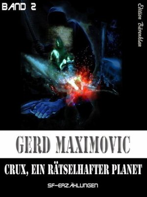 cover image of Crux, ein Rätselhafter Planet