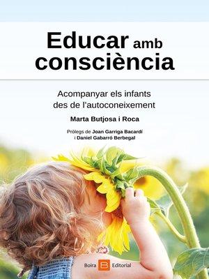 cover image of Educar amb consciència