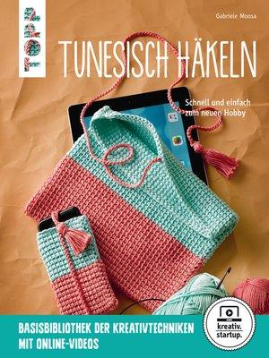 cover image of Tunesisch häkeln
