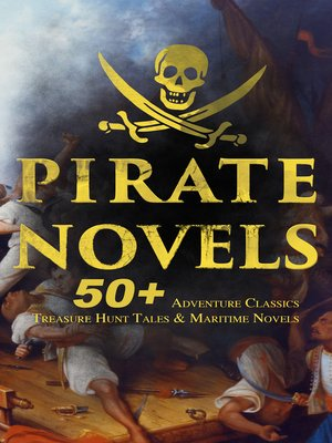 cover image of PIRATE NOVELS