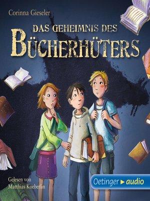 cover image of Das Geheimnis des Bücherhüters