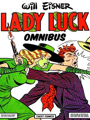 cover image of Lady Luck Omnibus