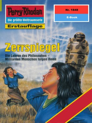 cover image of Perry Rhodan 1848