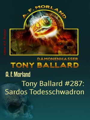 cover image of Tony Ballard #287
