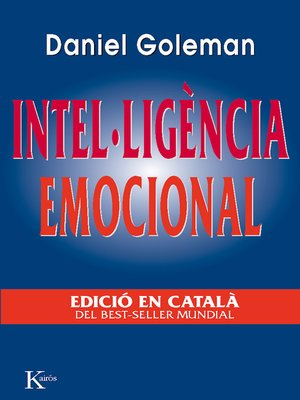 cover image of Intel·ligència emocional