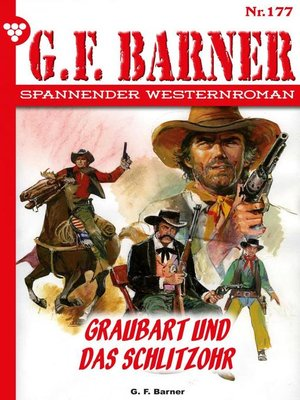 cover image of G.F. Barner 177 – Western