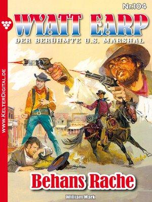 cover image of Wyatt Earp 104 – Western