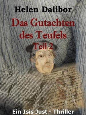 cover image of Das Gutachten des Teufels