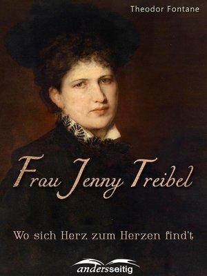 cover image of Frau Jenny Treibel
